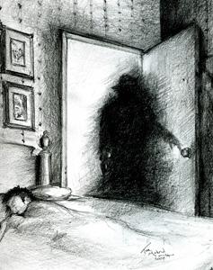 shadow people - ¿Ha visto alguna vez a los seres de las sombras?